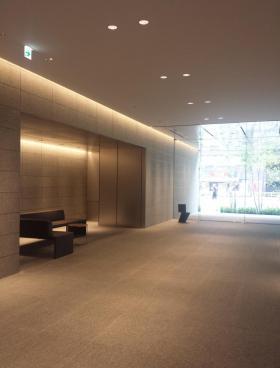 PMO日本橋江戸通ビルの内装