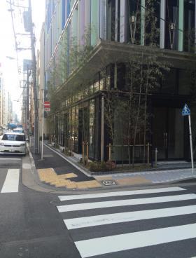 日本橋木村ビルの内装