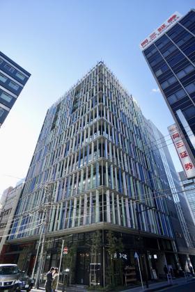 日本橋木村ビルの外観写真