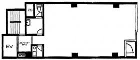 第3AMASHINビル:基準階図面