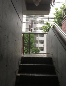 スクエア初台第2ビルの内装