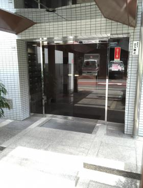 江戸川橋杉原ビルの内装