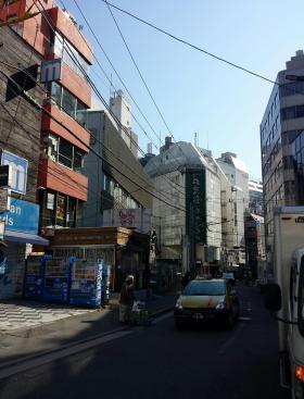 いちご渋谷宇田川町(渋谷BLUE)ビルの内装