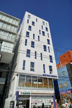 いちご渋谷宇田川町(渋谷BLUE)ビルの外観写真
