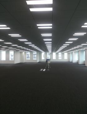 JPR千駄ヶ谷ビルの内装