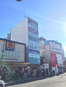 町田ビルの外観写真