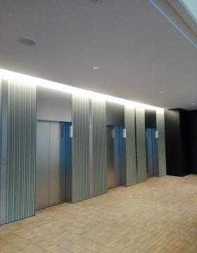 ラティス青山スクエアの内装