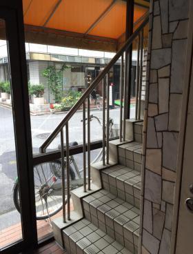 柴崎ビルの内装