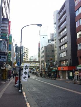ユニオン駅前ビルの内装