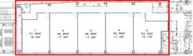 DAIWA ROYNET HOTEL GINZA(ダイワロイネットギンザ):基準階図面