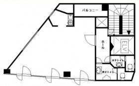 THE GATE ICHIGAYA(旧:新見附):基準階図面
