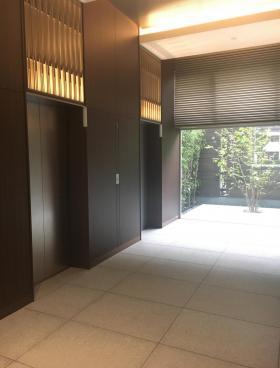オリックス上野1丁目ビルの内装