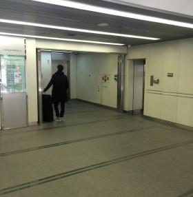 KDX高田馬場ビルの内装