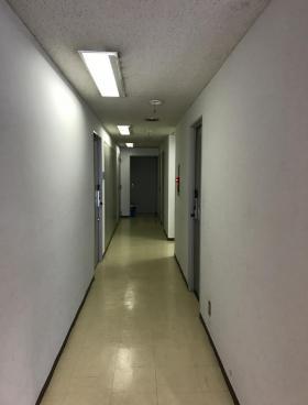 高輪明光ビルの内装