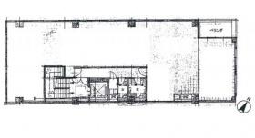 ニュー小林ビル:基準階図面