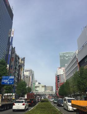 新JA東京南新宿ビルの内装