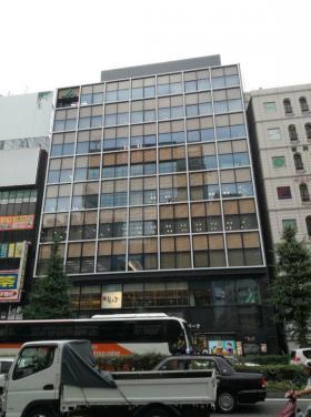 新JA東京南新宿ビルの外観写真