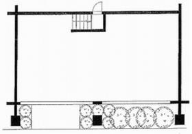 シーアイマンション港北中川:基準階図面