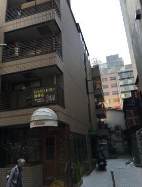 東五ビルの内装