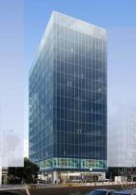 (仮)ヒューリック有楽町二丁目開発計画ビルの外観写真