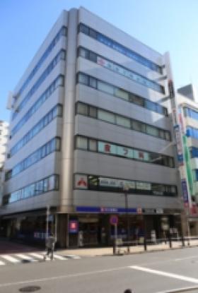 京王聖蹟桜ヶ丘東口ビルの外観写真