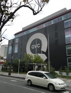 QVCスクエアの外観写真
