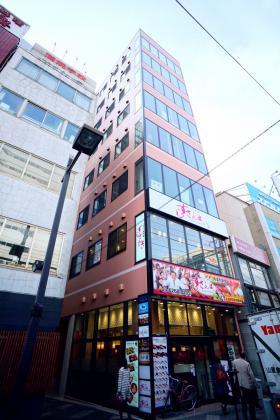 有楽町金田ビルの外観写真