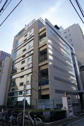 紀文第二ビルの外観写真