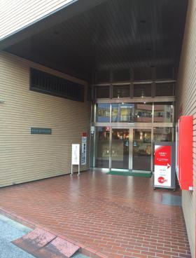 東京富山会館の内装