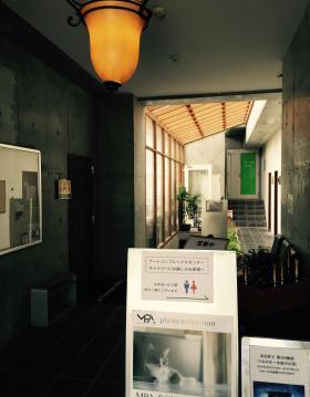 アートコンプレックスセンターの内装