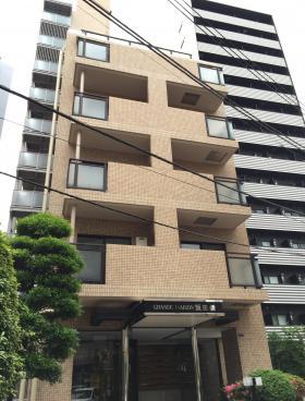 グランドメゾン飯田橋ビルの外観写真