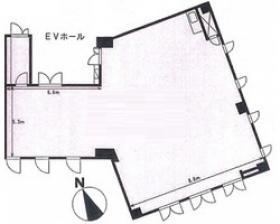 トラストテック相模原:基準階図面