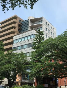 国立東加賀屋ビルの外観写真