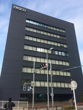 飯田橋尚学ビル本館の外観写真