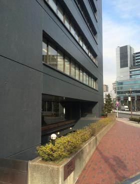 飯田橋尚学ビル本館の内装