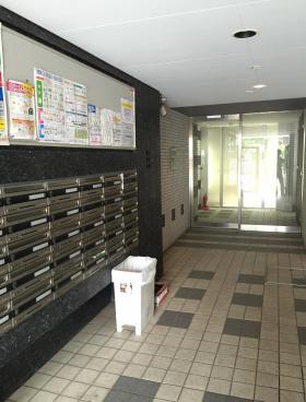 ルーク西早稲田の内装