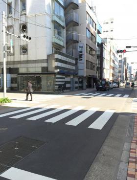 BM上野ビルの内装