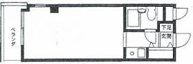 アクアビル:基準階図面