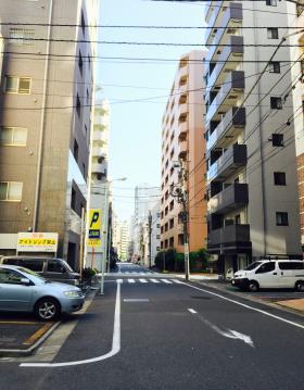 スワンレイク東日本橋ビルの内装