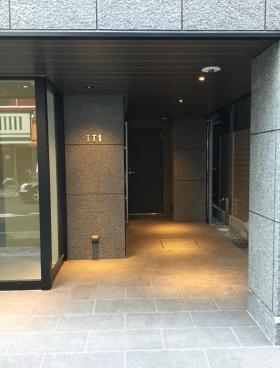 IT1ビルのエントランス