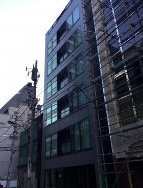 IT1ビルの内装