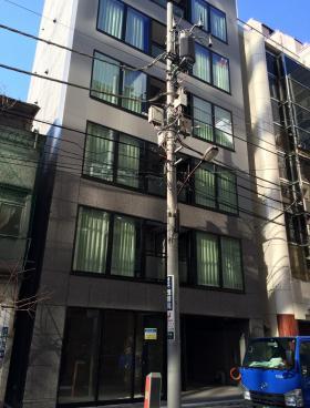 T・Iビルの外観写真