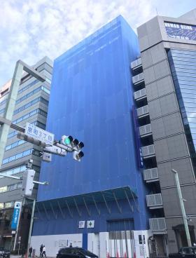 喜助日本橋室町のエントランス