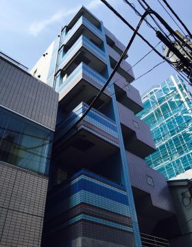 日本橋平成不動産ビルの内装