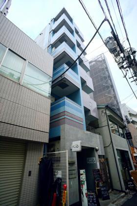 日本橋平成不動産ビルの外観写真