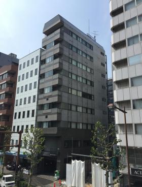 フォーライフオフィス東神田ビルの外観写真
