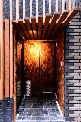 風水神田三崎(旧:池本ビルの内装