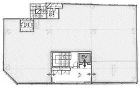 ナカガワビル:基準階図面