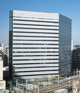 西新宿プライムスクエア(西新宿木村屋)ビルのエントランス