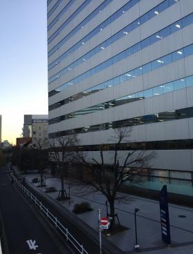 西新宿プライムスクエア(西新宿木村屋)ビルの内装